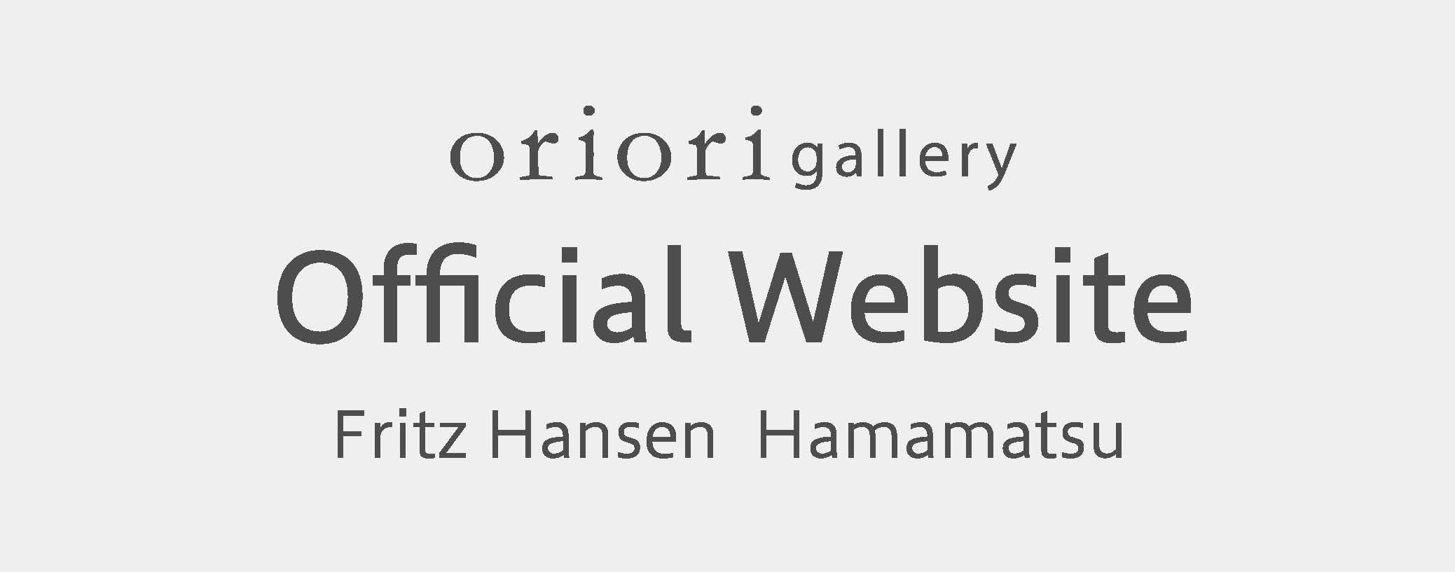 oriori gallery official websaite